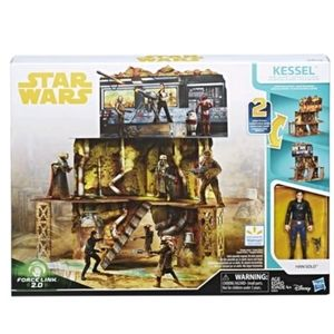 Solo: Force Link 2.0 Kessel Mine Escape Playset